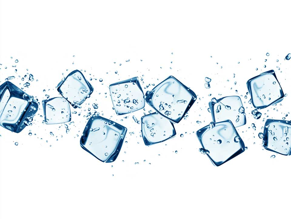 Chewing Ice is Bad For Your Teeth