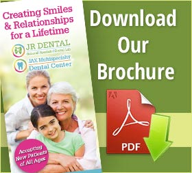 JR Dental Brochure Download